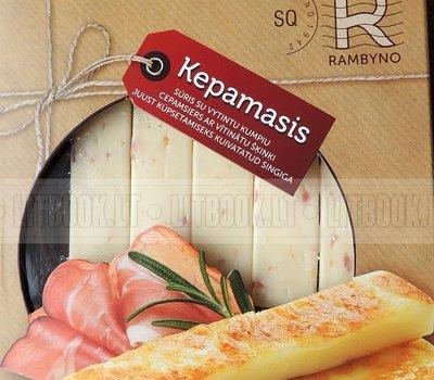 литовский сыр для жарки