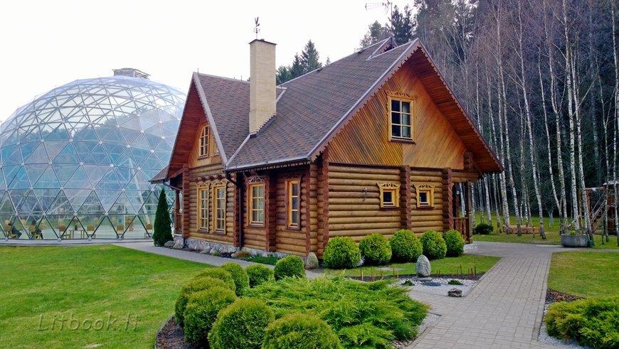 Дом в котором живет Повилас