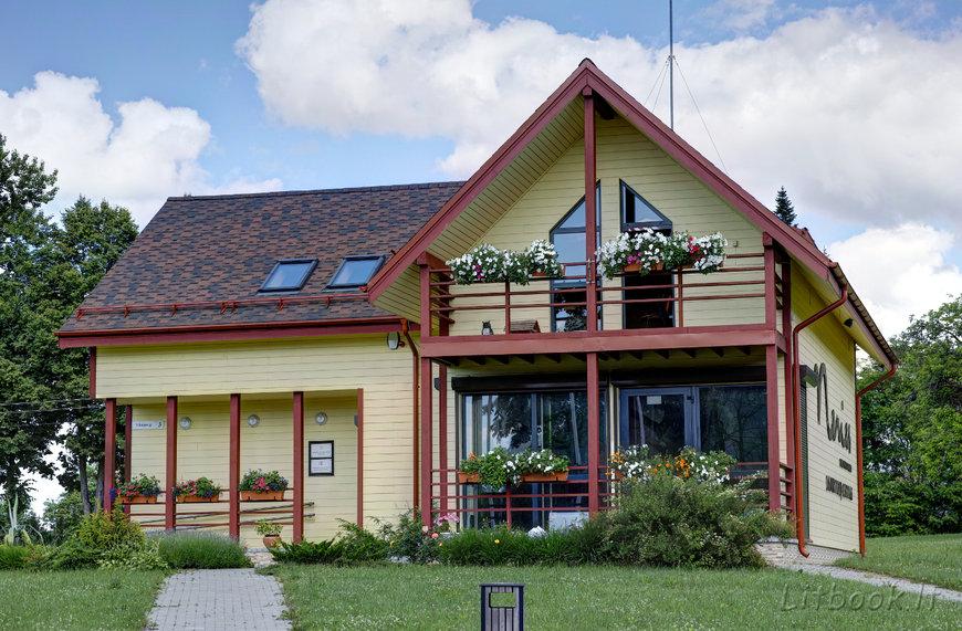 Информационный центр Регионального парка Нерис