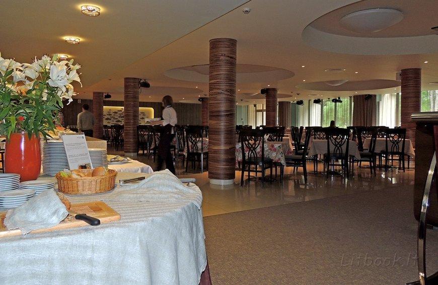 Ресторан «SPA Vilnius»